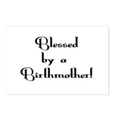Blessed by Birthmother Postcards (Package of 8)