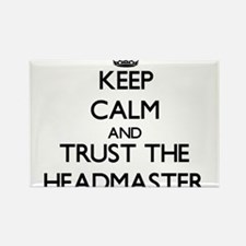 Keep Calm and Trust the Headmaster Magnets