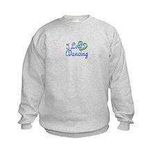 I Love Dancing Sweatshirt