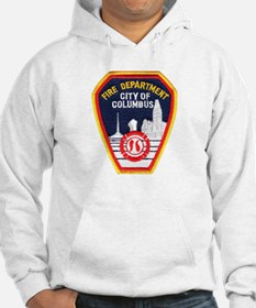 Columbus Fire Department Hoodie