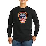 Columbus Fire Department Long Sleeve Dark T-Shirt