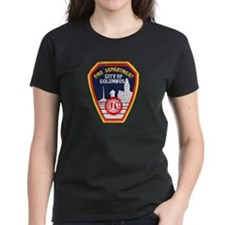 Columbus Fire Department Tee