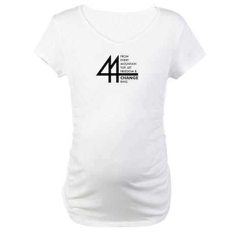 3-44 CHANGE tshirt Maternity T-Shirt