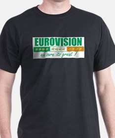 Irish Eurovision T-Shirt