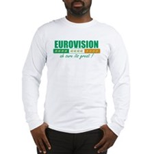 Irish Eurovision Long Sleeve T-Shirt