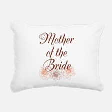 Rustic Mother of the Bride Rectangular Canvas Pill
