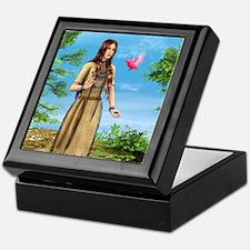 Indian Summer Keepsake Box