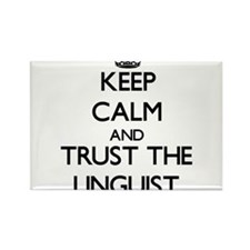 Keep Calm and Trust the Linguist Magnets