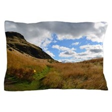 Arthur's Seat in Edinburgh Pillow Case