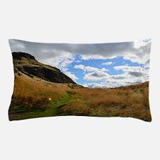 Arthur's Seat in Edinburgh Pillow Case