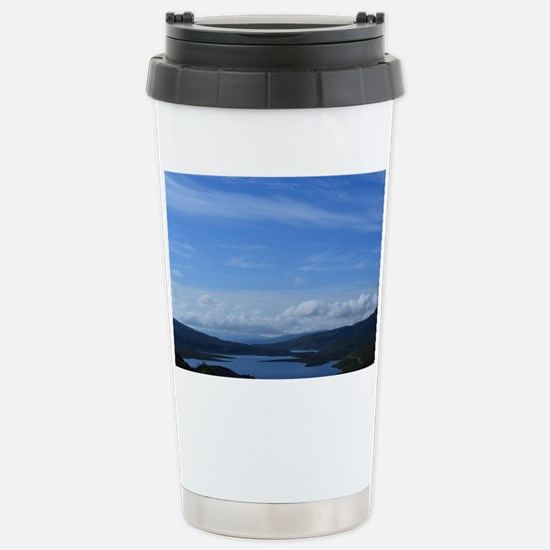 Bearreraig Bay with Blu Stainless Steel Travel Mug