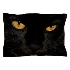 Sexy Black Cat Pillow Case