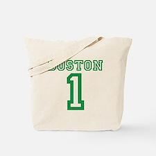 BOSTON #1 Tote Bag