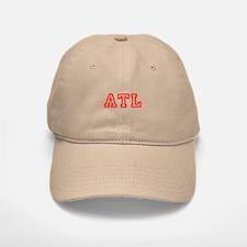 ATL - ATLANTA Baseball Baseball Cap