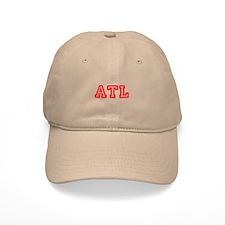ATL - ATLANTA Baseball Cap