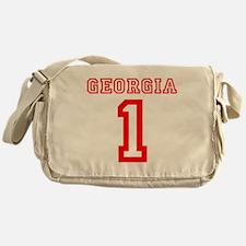 GEORGIA #1 Messenger Bag