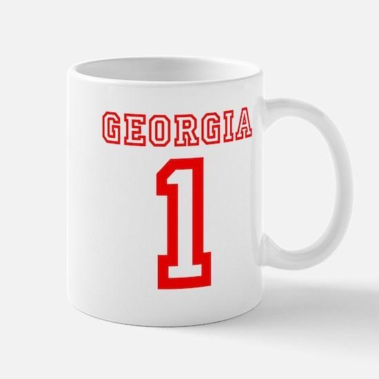 GEORGIA #1 Mug