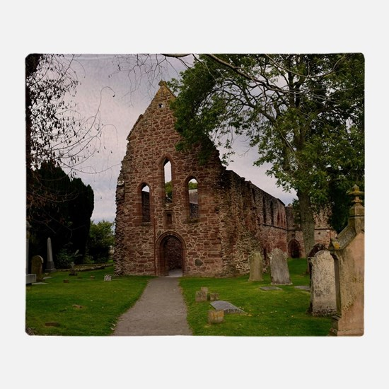 Beauly Priory Throw Blanket