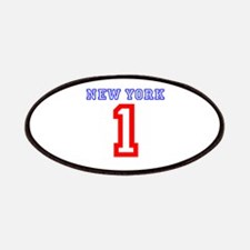 NEW YORK #1 Patches