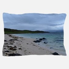 Coral Beach on the Isle of Skye Pillow Case