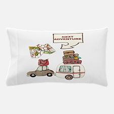 NEXTADVENTURE.png Pillow Case