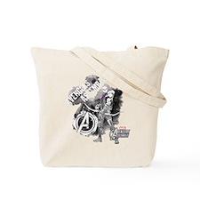 Hawkeye Watercolor Tote Bag