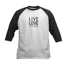Live Love Ecotourism Tee