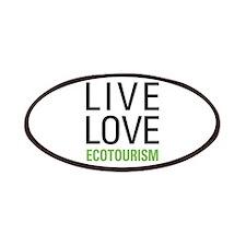 Live Love Ecotourism Patches