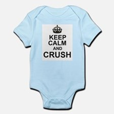 KEEP CALM and CRUSH Body Suit