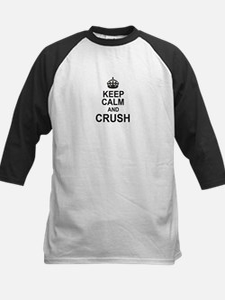 KEEP CALM and CRUSH Baseball Jersey