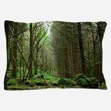 Dunvegan Forest Pillow Case