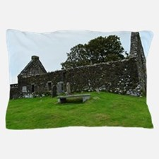 Ruins on the Isle of Skye Pillow Case