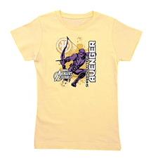 Hawkeye Sharp Shooting Avenger Girl's Tee