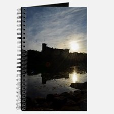 Silhouetted Dunvegan Castle Journal