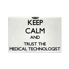 Keep Calm and Trust the Medical Technologist Magne