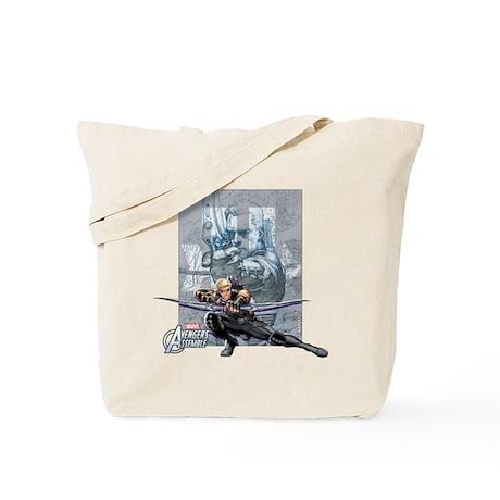Hawkeye Aiming Tote Bag