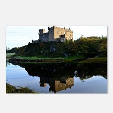 Pretty Dunvegan Castle Postcards (Package of 8)