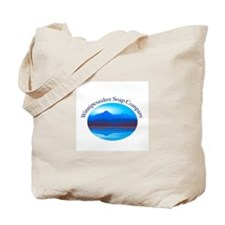 Winnipesaukee Soap Company Logo Tote Bag
