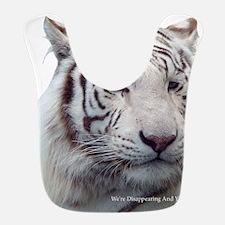 Disappearing Tigers Bib