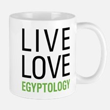 Live Love Egyptology Mug