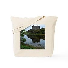 Pretty Dunvegan Castle Tote Bag