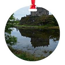 Pretty Dunvegan Castle Ornament