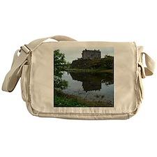 Pretty Dunvegan Castle Messenger Bag