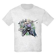 Hawkeye Grunge T-Shirt