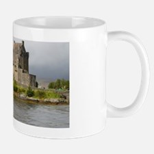 Pretty Eileen Donan Castle in Scotland Small Small Mug