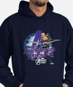 Avenging Archer Hoodie