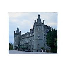Inveraray Palace Throw Blanket