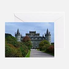 Inveraray in Scotland Greeting Card