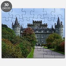 Inveraray in Scotland Puzzle