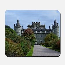Inveraray Palace in Scotland Mousepad